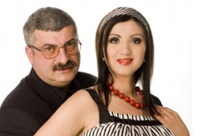 Silviu Prigoana si Adriana Bahmuteanu