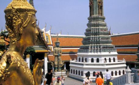 Turisti in Thailanda