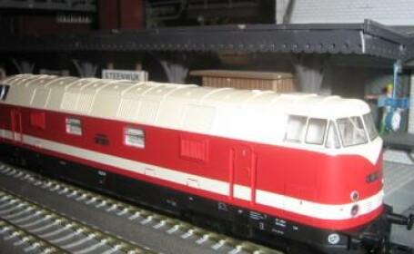 Macheta tren