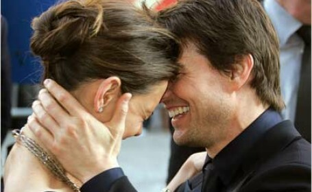 tom cruise si katie holmes