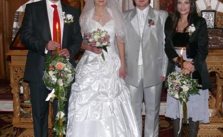Ioana Ginghina, Alexandru Papadopol, Mihai si sotia