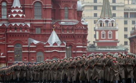 Defilare Moscova