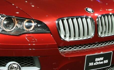 BMW-ul X6 de 85.000 de euro al antrenorului Stelei, furat la Constanta!