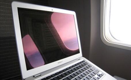 Internet in avion