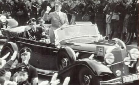 Blestemul masinii lui Hitler: cine o va cumpara va muri inainte de vreme