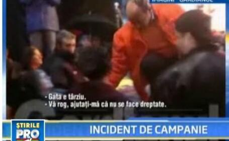 incident electoral