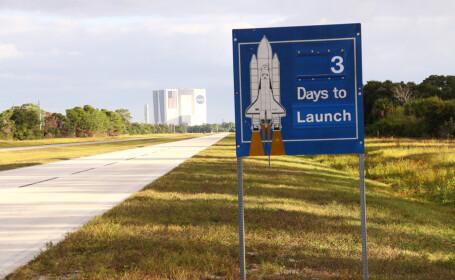 Lansarea rachetei Discovery, amanata de alegerile legislative din SUA