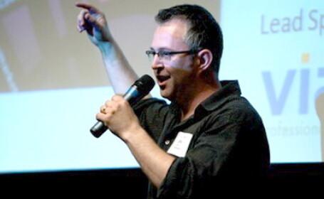 Mike Butcher, TechCrunch