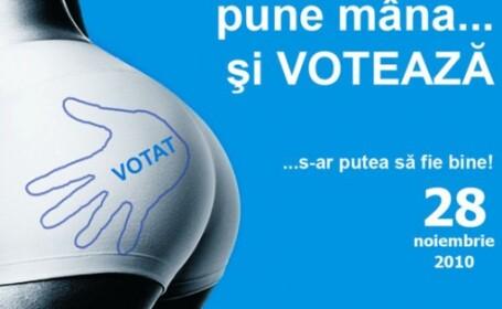 afis vot Moldova