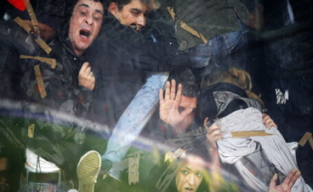 Violente Rapid-Steaua