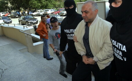 Omar Hayssam, oficial liber in Siria, unde a executat o pedeapsa de patru ani din 2008