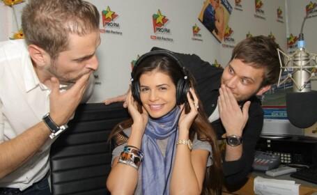 Monica Columbeanu la ProFM