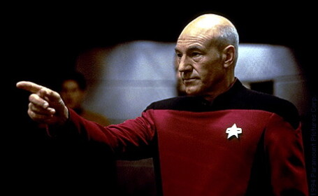 Star Trek, Jean Luc Pickard