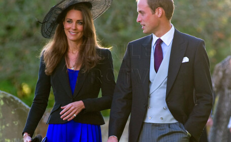 Kate Middleton, Printul William