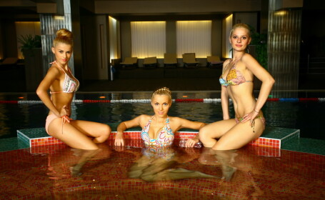 Andreea Patrascu, Adina Galupa, Irina Antonie
