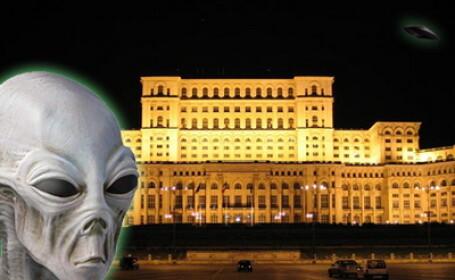 OZN in Romania