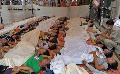 Tragedie in Cambodgia