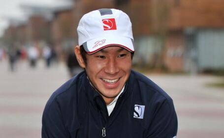 Kobayashi: Pentru ca sunt japonez, am ochii mici si nu-i vad pe ceilalti