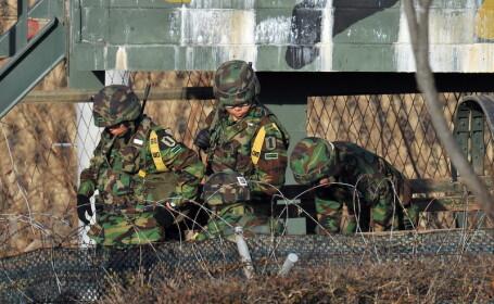 conflict armat Coreea