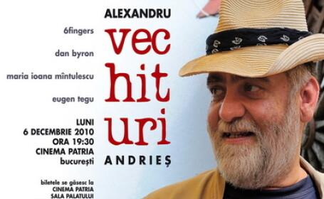 Concert Alexandru Andries