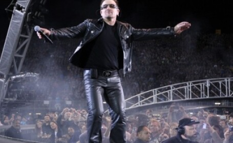 Bono la Auckland