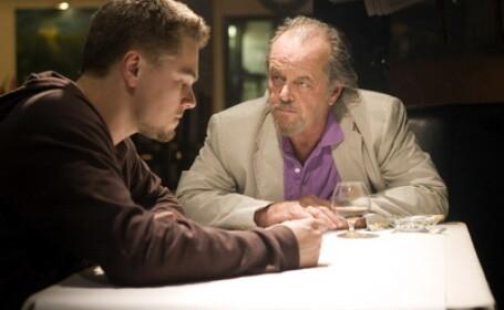 Leonardo DiCaprio si Jack Nicholson
