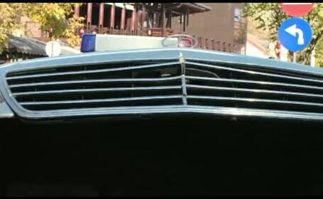 Nu i-au ridicat Mercedesul, desi era parcat neregulamentar, ci i-au facut o surpriza neplacuta