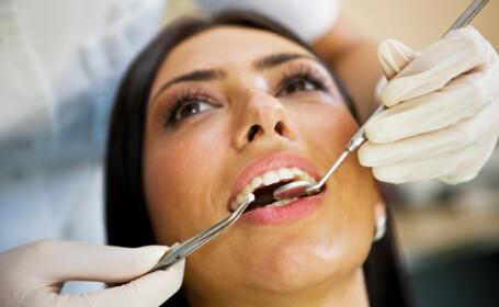 Intamplare uluitoare la dentist. Cand s-a trezit din anestezie, o femeie a sunat imediat la politie
