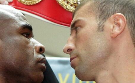 Lucian Bute l-a invins pe Glen Johnson si ramane campion mondial la categoria supermijlocie