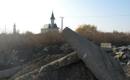 manastirea gai,arad