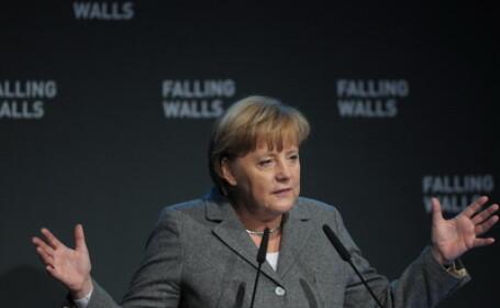 Merkel, dupa decizia S&P: UE trebuie sa incheie de urgenta pactul fiscal si sa puna pe picioare ESM