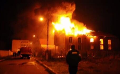 Incendiu pentic