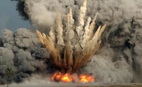 explozie mare