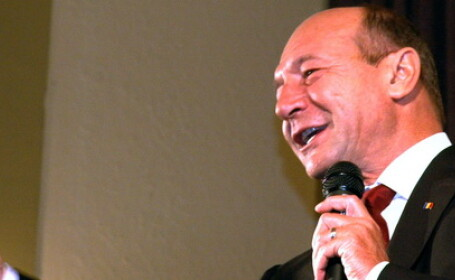 Traian Basescu COVER