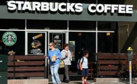 Starbucks, cafea