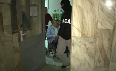 Legea pumnului in sediul Politiei. Un barbat sustine ca a fost batut la audieri