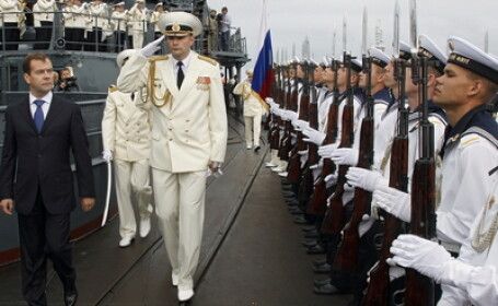Seful statului major de la Moscova: \
