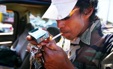 Taxa pentru fumat. Tigarile s-ar putea scumpi cu \