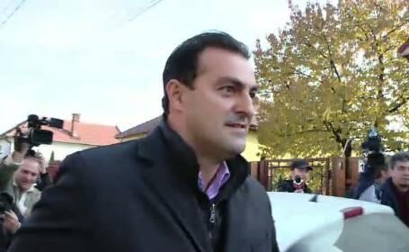 Primarul suspendat al Clujului, Sorin Apostu, cere sa fie eliberat sub control judiciar