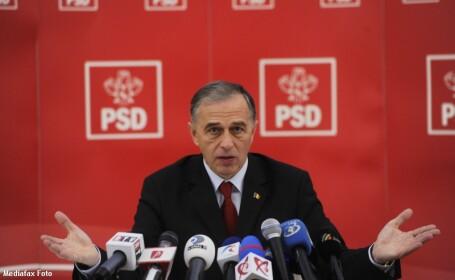 Mircea Geoana, cercetat de DNA pentru banii din campania prezidentiala