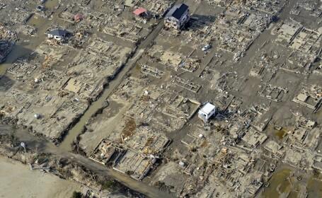 Un cutremur cu magnitudinea 6, 2 s-a produs in largul coastei de nord a Japoniei