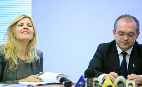 Elena Udrea, Emil Boc