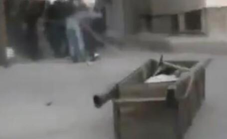 inmormantare Siria