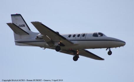 Un avion cu trei persoane la bord a cerut permisiunea sa aterizeze de urgenta pe Otopeni