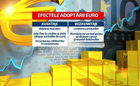 efectele adoptarii euro