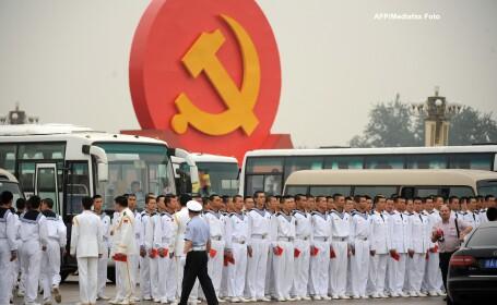 China anunta o crestere substantiala a bugetului sau militar pentru 2013