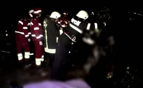 Accident cumplit in apropiere de Targu Jiu. Patru tineri au murit in urma unui accident rutier