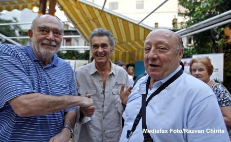 Mircea Albulescu, Iurie Darie si Marin Moraru
