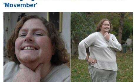 Femeia cu barba din Anglia care se lupta impotriva cancerului.Sacrificiul facut de dragul barbatilor