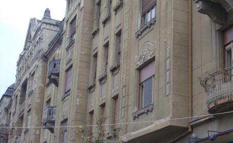 Cladirile istorice din Piata Operei intra in renovare, pe banii primariei. Sumele urmeaza sa fie recuperate de la proprietari